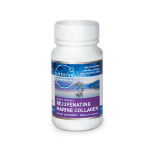 marine collagen internal cosmetic for healthy skin, hair and nails