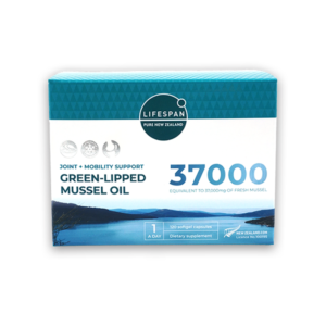 green-lipped mussel oil capsules